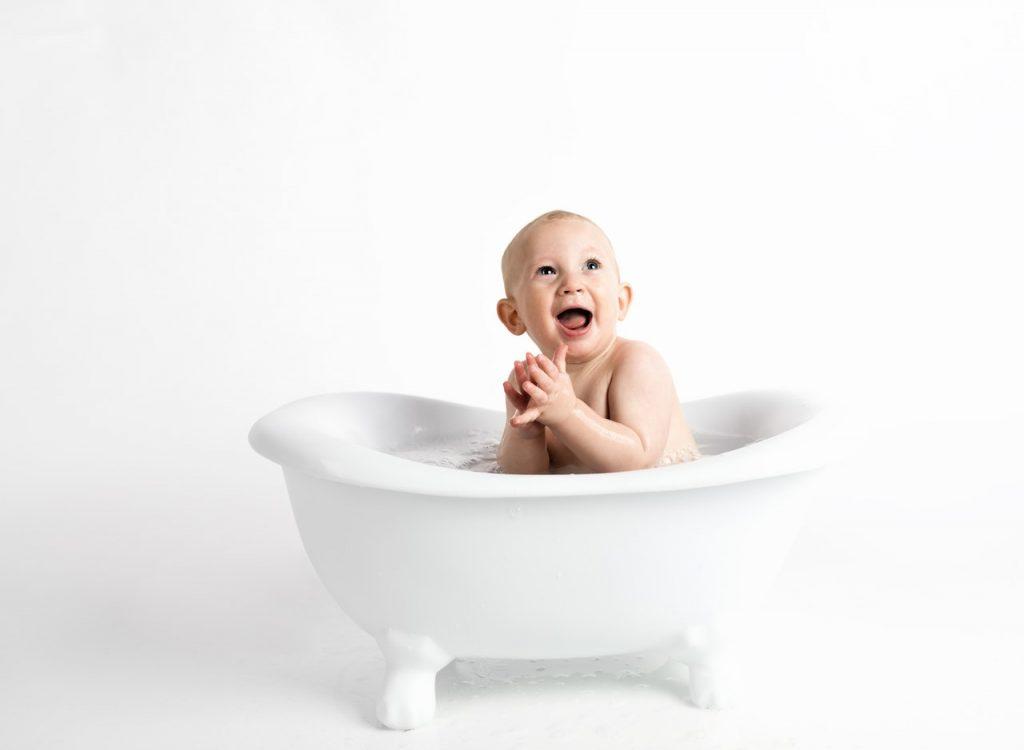 Higiene infantil