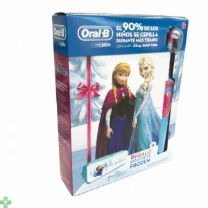 Oral B Cepilo Eléctrico Recargable Vitality Stages Frozen