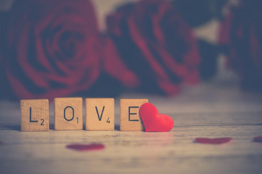Regalar en San Valentín